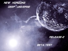 New Horizons-Deep Universe (BETA TEST)release2