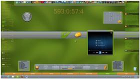 Hubby's V Desktop