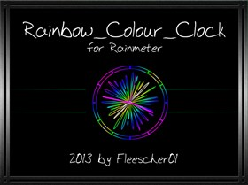 Rainbow_Colour_RM_Clock