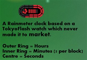 Race Track Clock 1.0