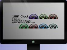 180° Clock 1.0