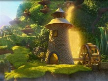 fairydust waterwheel