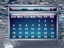 3FX Calendar