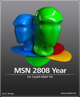 MSN 2808 Year