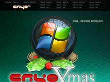 Cryo Christmas - Vista Welcome center