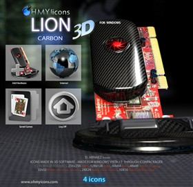 OhMy Lion Carbon