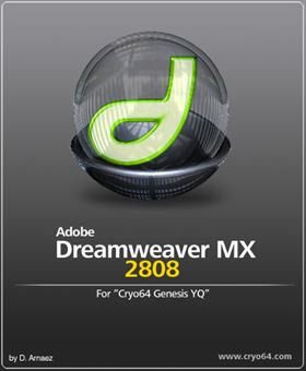 Adobe Dreamweaver MX 2808