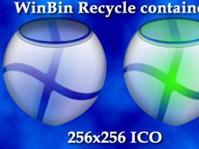 WinBin Recycle container
