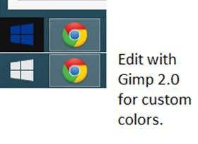 Windows 8 Button