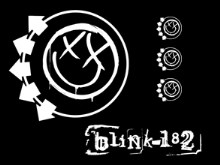 Blink-182 Button