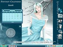 January 2006 Calendar Desktop