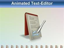 Animated Editor Icon