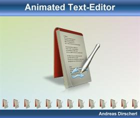 Animated Editor Icon