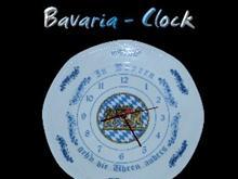 Bavaria Clock