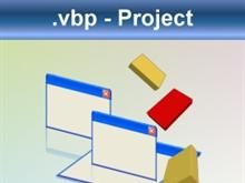 Visual Basic: Project (*.vbp)