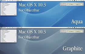 Mac OS X Panther Graphite