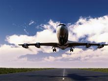 707 Landing Wide Screen