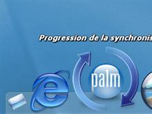 Palm HotSync
