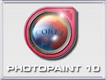Corel PhotoPaint 10