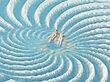 Spiral Sunbathers