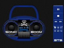 STS Sonic Boom 2
