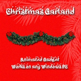Christmas Garland - Gadget