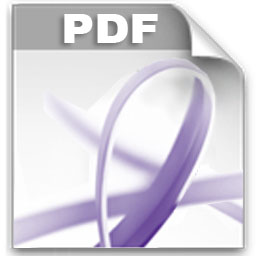 Nutho's Files icon PDF