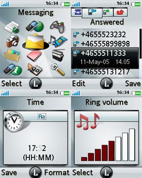Liquidox SE phone themes