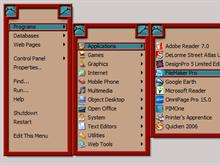 Southwestern RightClick Menu