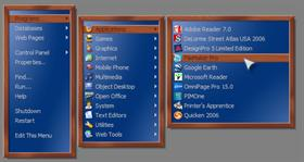 Rosewood Moonlight RightClick Menu