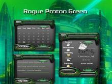 Rogue Proton Green Rainy