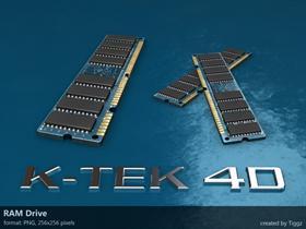 K-TEK 4D RAM