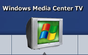 Media Center TV Dock Icon