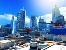 Mirrors Edge - City View