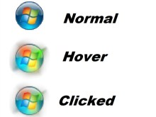 Windows 7 Button