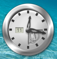 Imagine Clock