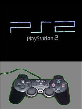 Sony Ps2 skin
