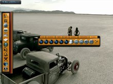 V8Racer Tabbed & Side Docks