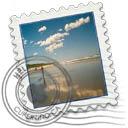 Beach Mail Icon