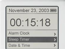 ipod clock