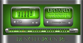 Bench Green RL