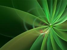 Green Pinwheel LV