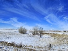 Plains Snow