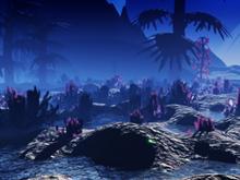 Alien Landscape 1440x900