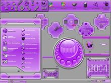 Color+OS Violet