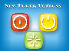 New Power Buttons