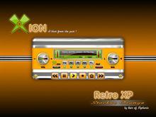 RetroXP Stocker Orange Player