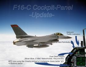 F16-C Cockpit-Panel -Update-