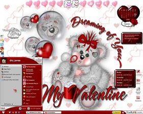 Valentine Desktop