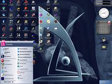 Tuntis's Desktop
